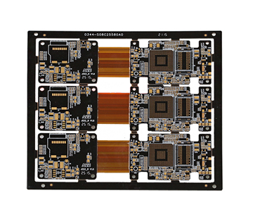 Rigid-flex PCB for Military Aerial