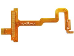 Flexible PCB for medical instrument