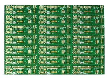 Aluminium based PCB for power supply