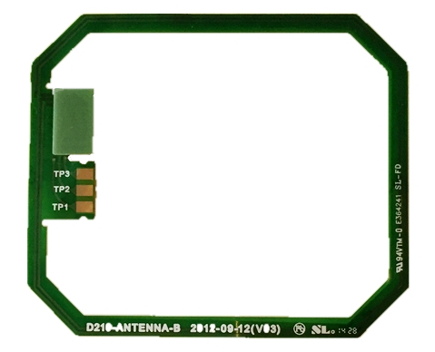 Flexible PCB for cashier terminal