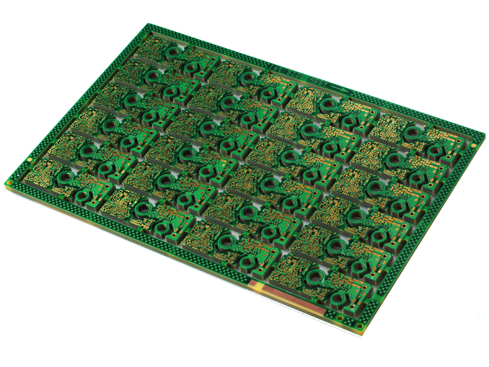 Telecom high layer PCB